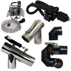 Exhaust Diverters