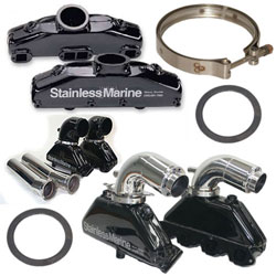 Stainless Marine Exhaust Systems