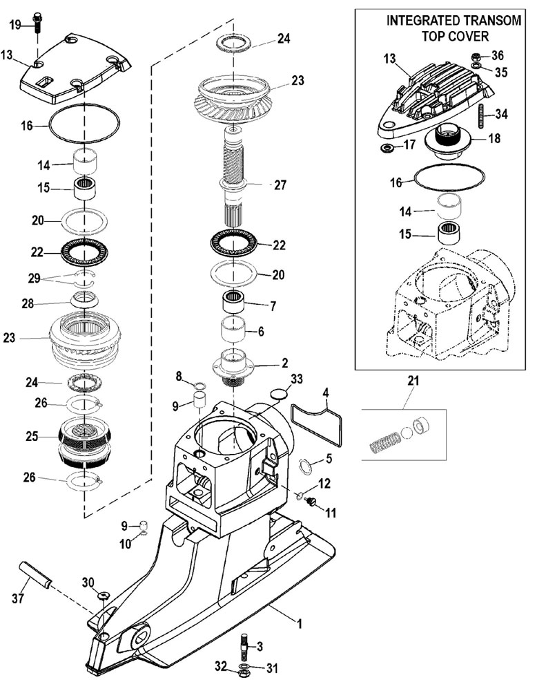 Raw Water Cooling System Diagram besides Parts likewise 2001 Mercury Cougar Thermostat Location moreover 20 Detroit 60 Series Engine Diagram moreover An24n 4 3 Mercrusier New Engine Installed Bought Boat. on mercruiser alpha one thermostat