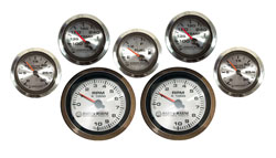 Stainless Steel Seven Gauge Combination Set
