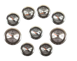 Stainless Steel Five Gauge Combination Set
