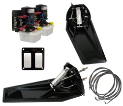 "28"" High Performance Model MH380ESX After-Plane Trim Tab Kit with Electronic Sensor"