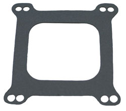 Square Flange Open Center Carburetor Base Gasket