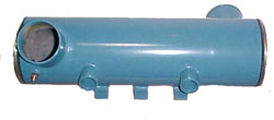 "6-354 Aftercooler 5"" Diameter x 17"" length, 1 pass"