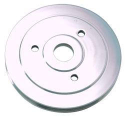 Single Groove Billet Crankshaft Pulley For Big Block Chevy