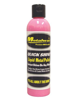 Spray On Metal Polish