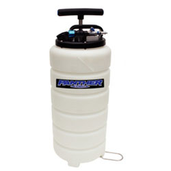 Pro-Series Manual/Pneumatic Oil Extractor, 15 Liter