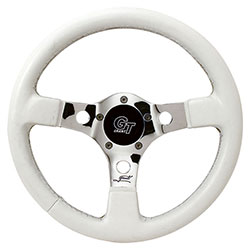 "13-1/2"" ""Pueblo"" Steering Wheel"