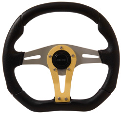 "Grant D Series 13-3/4"" Steering Wheels"