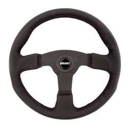 "Gripper Series 13.5"" Diameter X 1"" Dish Steering Wheel"