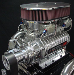 Whipple 5.0 Liter Carbureted Mammoth Screw Style Supercharger