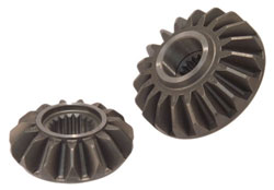 1:35 XR Lower Ratio Gears