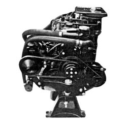 Closed Cooling System, Mercruiser - 120/140 Engine 3.0L Chevy 1968-Present, Half-System