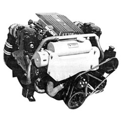 Closed Cooling System, Mercruiser - 4.3/5.0/5.7L Chevy 1985-1995, Half-System
