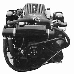 Closed Cooling System, Mercruiser - 4.3/5.0/5.7L Chevy 1994-1995, Full-System