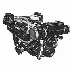 Closed Cooling System, Mercruiser - 188/233 Ford, Full-System