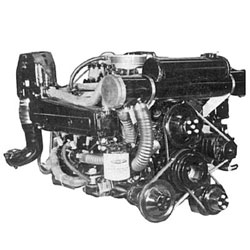 Closed Cooling System, Mercruiser - 225/228/305/350 Engine Chevy, Full-System