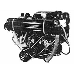 Closed Cooling System, Mercruiser - 330/454 Engine Chevy 1982-1992, Full-System