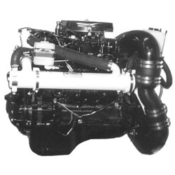 Closed Cooling System, Mercruiser - 3.0L LX Chevy 1997-1999, Half-System
