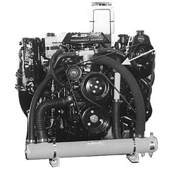 Closed Cooling System, Mercruiser - 4.3/5.0/5.7L Chevy 1982 & Up, Half-System