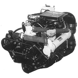 Closed Cooling System, Mercruiser - 3.0L LX Chevy 2000-2004, Half-System