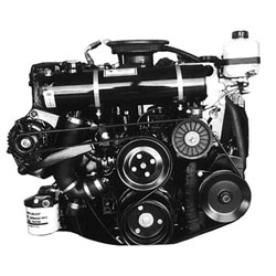 Closed Cooling System, Mercruiser - 4.3/5.0/5.7/6.2L  Chevy 2002-2012, MPI, Magnum, Dry Joint, Half-System