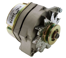 SAEJ1171 Alternator, Mercruiser, OMC, Volvo, 12V, 94-AMP