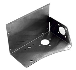 Stainless Head Mount Ignition System Bracket