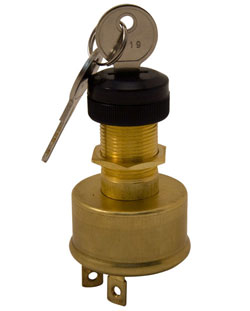 4-Position Ignition Switch