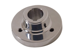 "Billet 3/4"" Low Profile Steering Shaft Adapter"