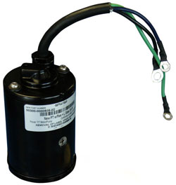 24 Volt 3-Wire Trim Pump Motor