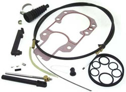 Mercruiser Lower Shift Cable, #1, Alpha I & II Drives