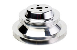 Dual Groove Sea Pump Pulley Offset for Crossover Style