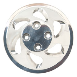 Billet 454 / 502 Serpentine Circ Pump Pulley
