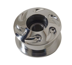Smooth Idler Pulley