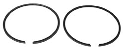 .030 Os Bore Inline Piston Rings, 2