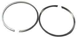 .020 Os Bore Inline Piston Rings