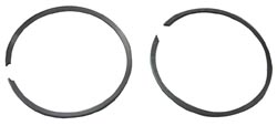 .030 Os Bore Inline Piston Rings