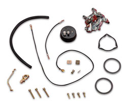 Electric Choke Kit For Carburetors With Vacuum Secondaries