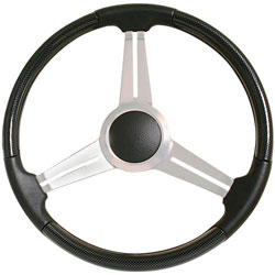 "13"" Isotta Carbon Fiber Steering Wheel"