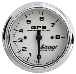 Industrial Series GPS Speedometer 3-3/8""