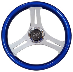 "13-1/2"" Sorrento Steering Wheels"