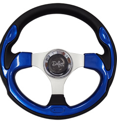 "12-1/2"" Lorenzo Steering Wheels"