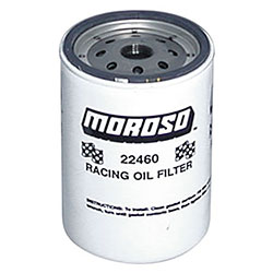 Oil Filter, Fits Most Chevrolet Moroso Performance