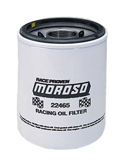 HP6 Style Racing Oil Filter, Fits Most Chevrolet Moroso Performance