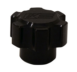 Billet Flame Arrestor Mounting Nut, 1/4-20 Thread