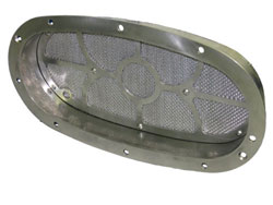 Custom Internal Flame Arrestor