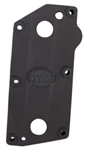 8 Plate Billet Oil Cooler Cover, Port Side
