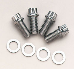 Small Block Chevy Vortec 6-point Hex Intake Bolt Kit