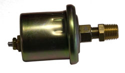 High Vibration Electric Oil Pressure Sender 0-100 PSI, Autometer Gauges
